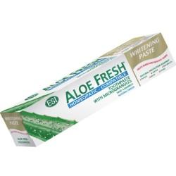 Οδοντόκρεμα Αloe Fresh Λευκαντική 75ml, Esi