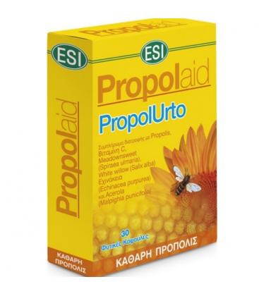 Πρόπολη Κάψουλες Propolaid Urto 30caps Esi