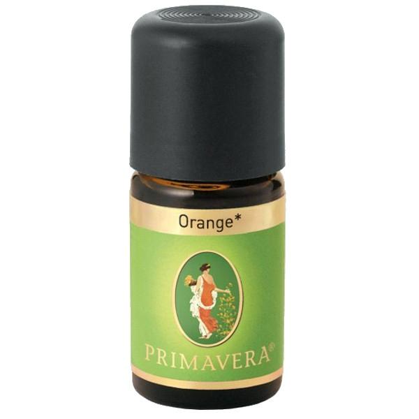 Βιολογικό Αιθέριο Έλαιο Πορτοκάλι 10ml Bio, Primavera