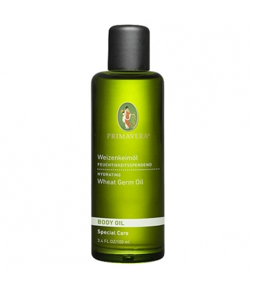 Σιτέλαιο Συμβ. (Wheat Germ Oil) 100ml Primavera