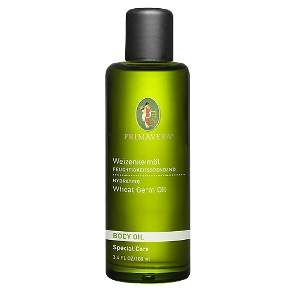 Σιτέλαιο Συμβ. Wheat Germ Oil 100ml, Primavera