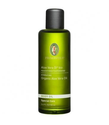 Έλαιο Αλόης (Aloe Vera Oil) Bio 100ml Primavera