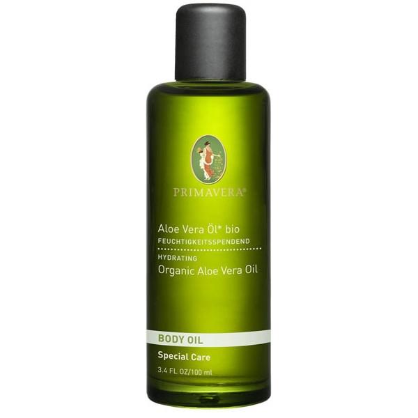 Βιολογικό Έλαιο Αλόης Aloe Vera Oil Bio 100ml, Primavera