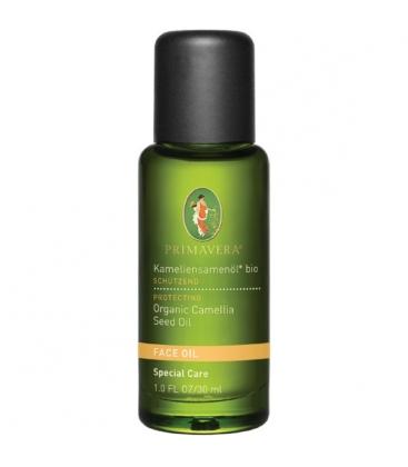 Έλαιο από Σπόρους Καμέλιας (Camelia Seed Oil) Bio 30ml Primavera