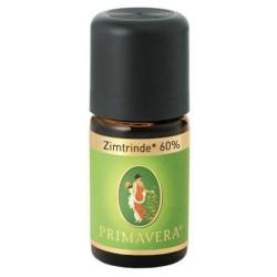 Βιολογικό Αιθέριο Έλαιο Κανέλα Φλοιός60% 5ml, Primavera