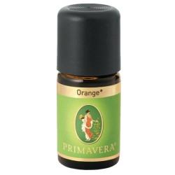 Βιολογικό Αιθέριο Έλαιο Πορτοκάλι 5ml Bio, Primavera