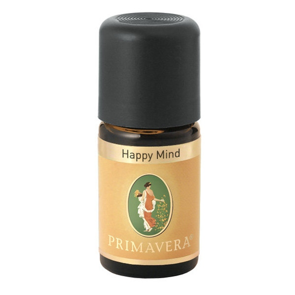 Βιολογικό Αιθέριο Aromaset Happy Mind Bio, Primavera