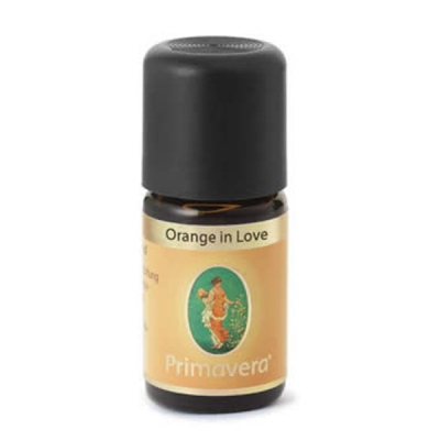 Βιολογικό Αιθέριο Aromaset Orange In Love Bio, Primavera