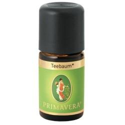 Βιολογικό Αιθέριο Έλαιο Τεϊόδεντρο (Teetrea Oil) 10ml Bio, Primavera
