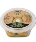 Μανιτάρια με Φυτικό Τυρί 250γρ., Ελληνικά, GreenVie Foods
