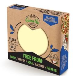 Φυτικό Τυρί Μοτσαρέλα 250γρ., Ελληνικό, GreenVie Foods