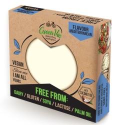 Φυτικό Τυρί με Μεσογειακή Γεύση 250γρ., Ελληνικό, GreenVie Foods