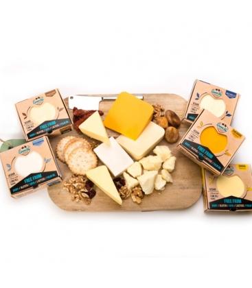 Ελληνικό Φυτικό Τυρί για Πίτσα 250γρ. GreenVie