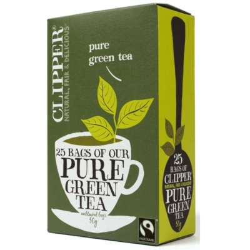 Βιολογικό Τσάι Πράσινο Bio 25 φακελάκια, Clipper