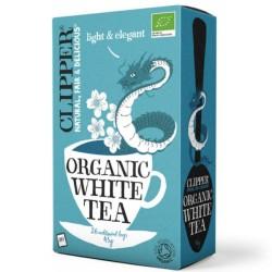 Βιολογικό Λευκό Τσάι Bio 26 φακελάκια, Clipper