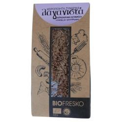 Βιολογικό Κριθαράκι Ολικής Ντίνκελ με Γανόδερμα 500γρ. Bio Λαγανιστά, Ελληνικό, Βιοφρέσκο