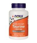 Συμπλήρωμα (Ταυρίνης) Taurine 1000 mg (Free Form) - 100 Caps Now Foods