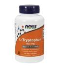 Συμπλήρωμα L-Tryptophan (Τρυπτοφάνη) 500mg 60Vcaps Now Foods