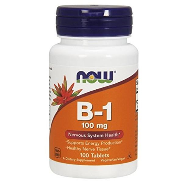 Βιταμίνη B-1 100mg Now Foods