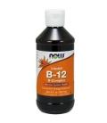 Βιταμίνη B-12 Complex Υγρή 8oz 237ml Now Foods