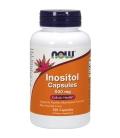 Συμπλήρωμα Inositol (Ινοσιτόλης) 500mg 100 Caps Now Foods