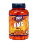 HMB 500 mg - 120 Vcaps® Now Foods