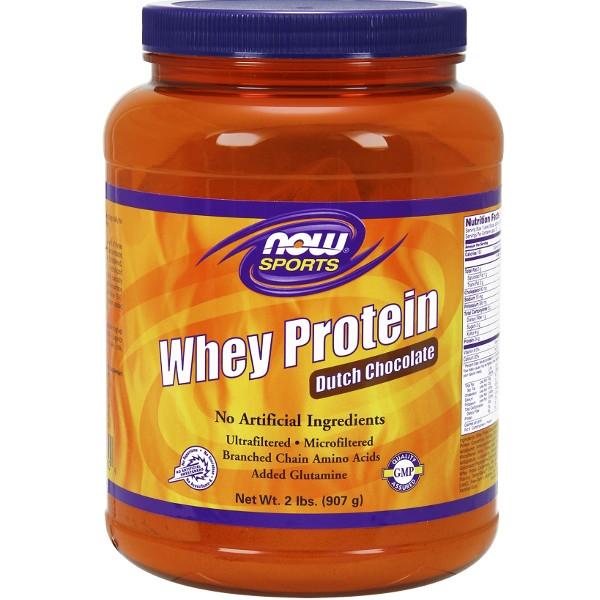 Πρωτεΐνη Whey Isolate με Γεύση Σοκολάτα 907γρ Now Foods