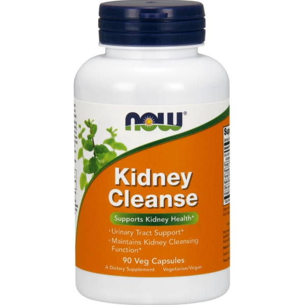 Kidney Cleanse 90 Veg Κάψουλες Now Foods