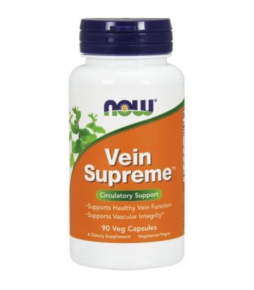 Συμπλήρωμα Vein Supreme™ 90 Veg Caps Now Foods