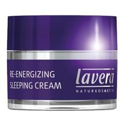 Lavera Κρέμα Re-Energizing Sleeping 50ml, Βιολογική
