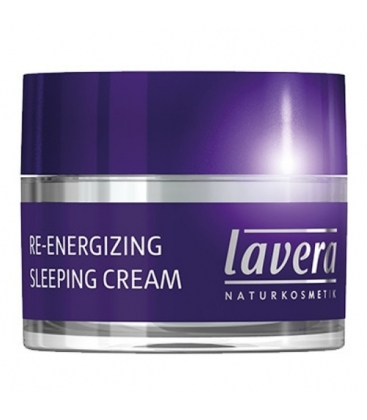 Βιολογική Κρέμα Re-Energizing Sleeping 50ml, Lavera