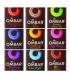 Βιολογική Σοκολάτα Ωμοφαγική με Καρύδα & Βανίλια 38γρ., Ombar