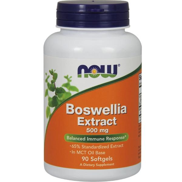 Εκχύλισμα Boswellia 500mg 90 Μαλακές Κάψουλες Now Foods
