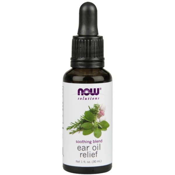 Ear Oil Relief 30ml Now Foods