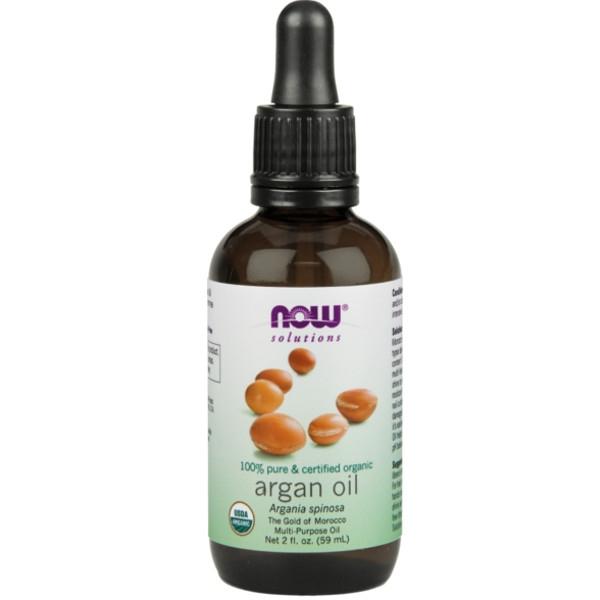 Έλαιο Αργκάν ( Argan Oil) 59.1ml Now Foods