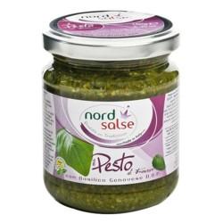 Βιολογική Αυθεντική Σάλτσα Πέστο 180γρ Bio Nord Salse