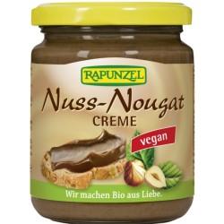 Βιολογικό Επάλειμμα Σοκολάτας Νουγκά Bio 250γρ., Rapunzel