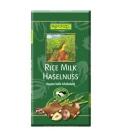Βιολογική Σοκολάτα Ρυζιού με Φουντούκι Vegan 100γρ. Bio, Rapunzel