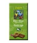 Βιολογική Σοκολάτα με Γάλα Ρυζιού Vegan 100γρ. Bio, Rapunzel