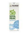 Βιολογικό Ρόφημα Σόγιας με Φυσική Γεύση 1lt Bio The Bridge