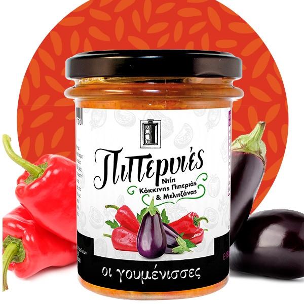 Πιπερνιές 180γρ., Ελληνικές, Οι Γουμένισσες