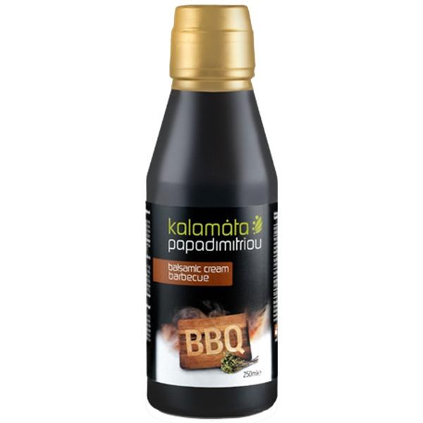 Κρέμα Βαλσαμικού BBQ 250ml, Ελληνική, Παπαδημητρίου