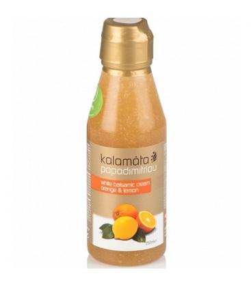 Κρέμα Βαλσαμικού Πορτοκάλι & Λεμόνι 250ml, Ελληνική, Παπαδημητρίου
