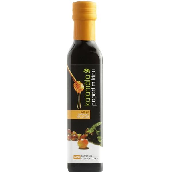 Ξύδι Βαλσάμικο με Μέλι 250ml, Ελληνικό, Παπαδημητρίου