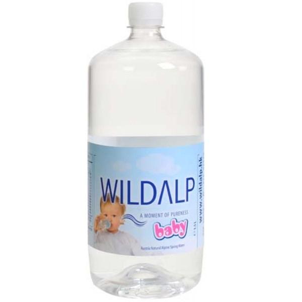 Βρεφικό Νερό 1,5lt Wildalp