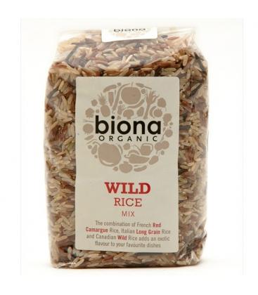 Βιολογικό Μείγμα Ρυζιού Bio 500γρ., Biona