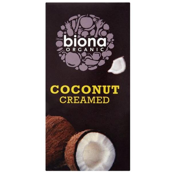 Βιολογική Κρέμα Καρύδας Bio 200γρ., Biona