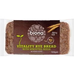 Βιολογικό Ψωμί Εσσαίων από Φύτρο Σίκαλης Bio 400γρ., Biona