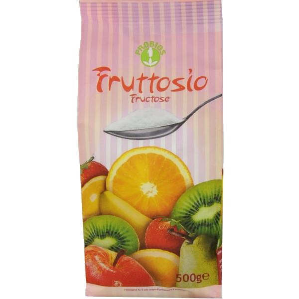Φρουκτόζη Frutosio 500gr, Probios