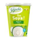 Βιολογικό Γιαούρτι Σόγιας Φρέσκο Φυσική Γεύση Bio 400γρ., Sojade